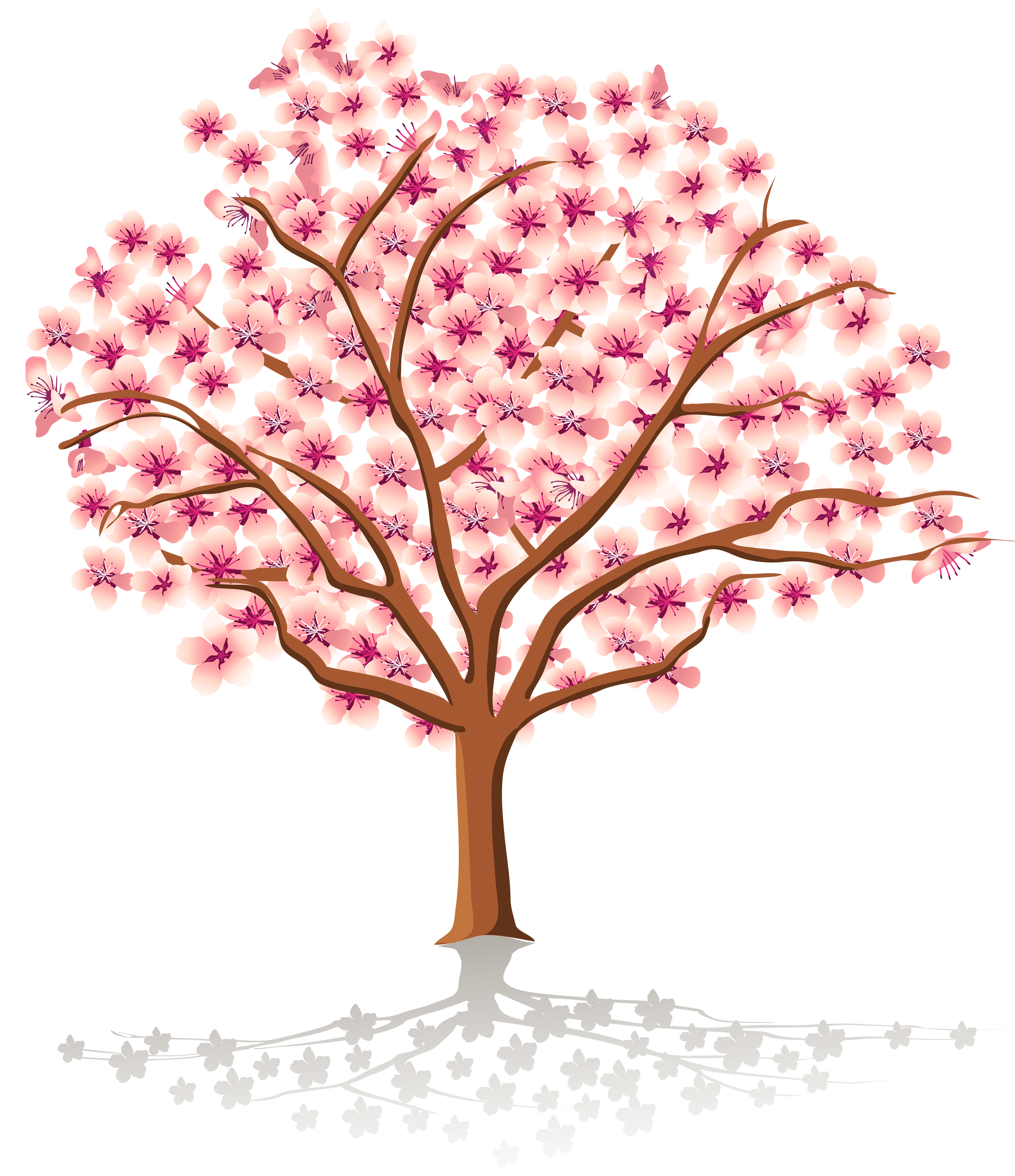 Apple tree flowers clipart svg transparent library January 2018 by TheLaneSpa - Flipsnack svg transparent library