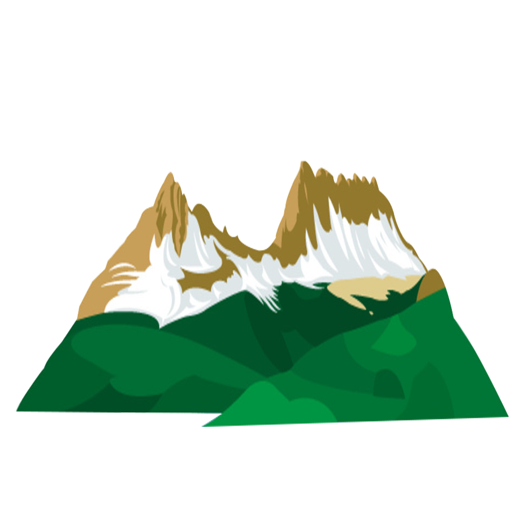Apple tree mountain clipart vector black and white stock Green Mountains Clip art - Green mountains 1024*1024 transprent Png ... vector black and white stock