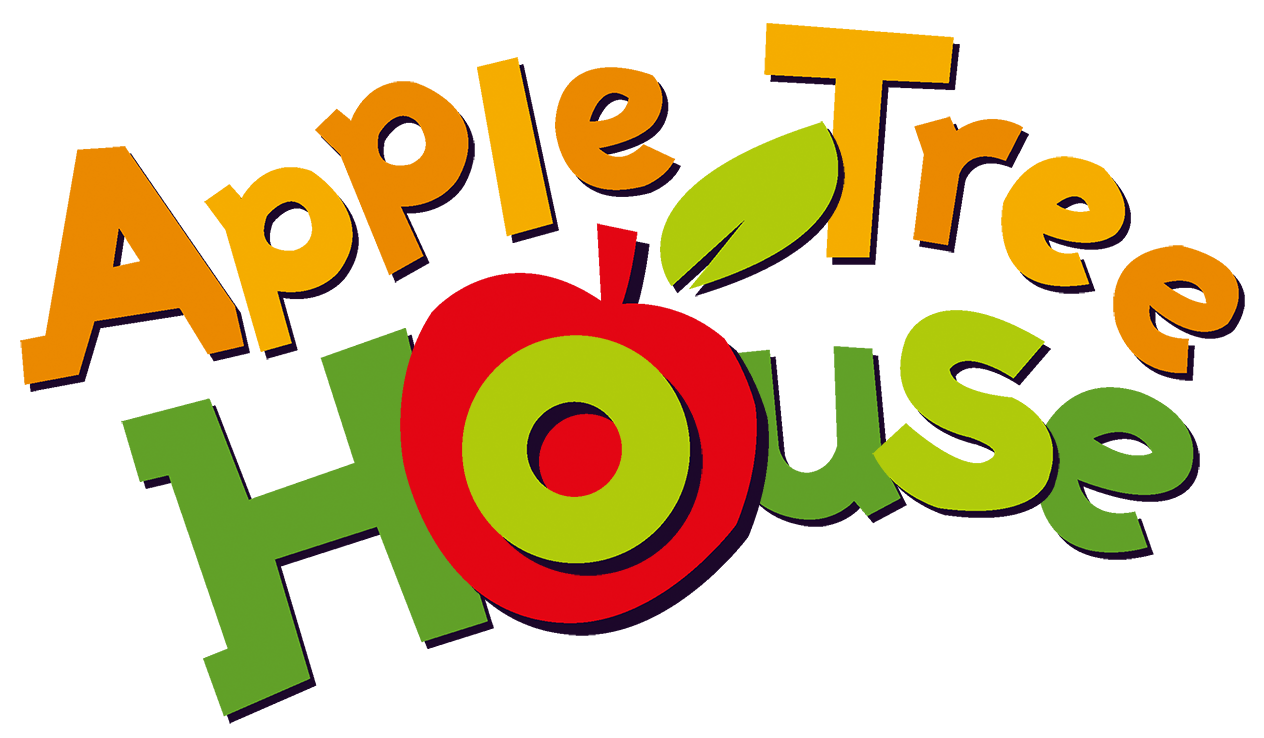 Apple tree with three apples clipart png free download Apple Tree House - Three Stones Media png free download