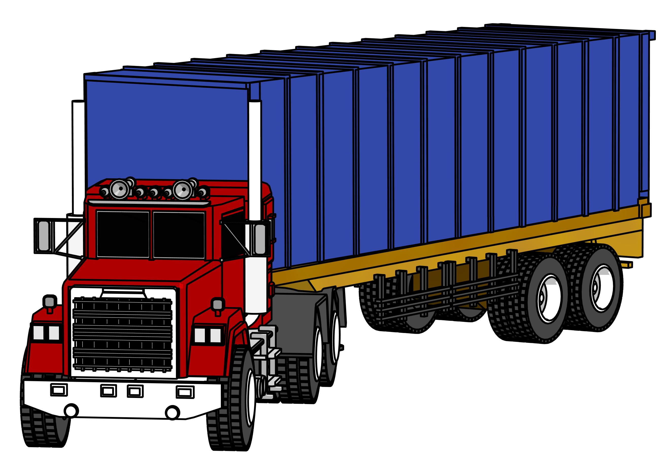 Big truck clipart clip art freeuse download Clipart apple truck, Clipart apple truck Transparent FREE for ... clip art freeuse download
