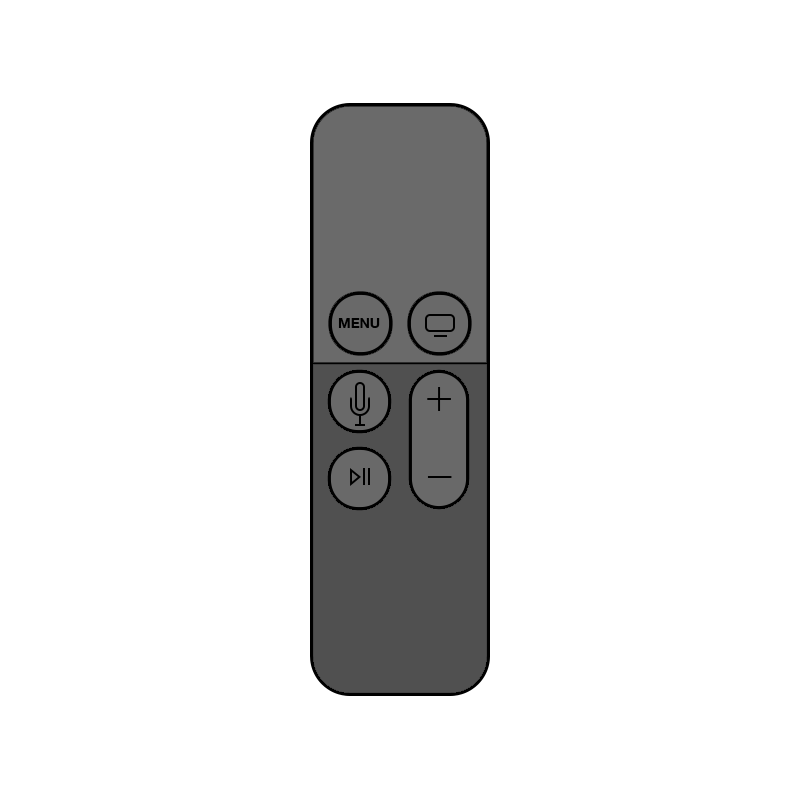 Apple tv remote clipart graphic transparent stock Tv Remote Drawing at PaintingValley.com | Explore collection of Tv ... graphic transparent stock