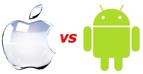 Apple vs android clipart banner free library Daily Wireless Deals » Blog Archive Apple VS Android: Battle of ... banner free library