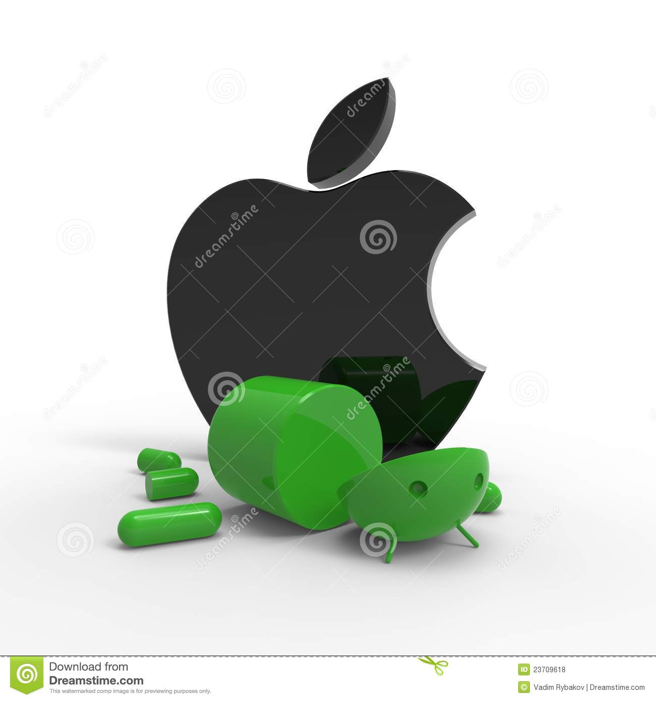 Apple vs android clipart clip transparent Apple vs android clipart - ClipartFest clip transparent