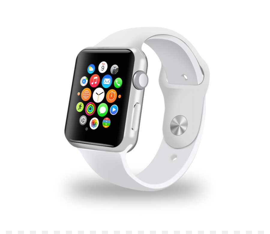 Apple watch 3 clipart picture freeuse download Apple Cartoon png download - 1024*875 - Free Transparent Apple Watch ... picture freeuse download