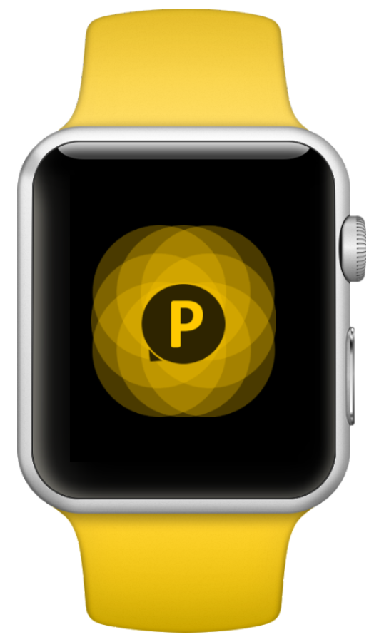 Apple watch clipart banner download ParkApp banner download