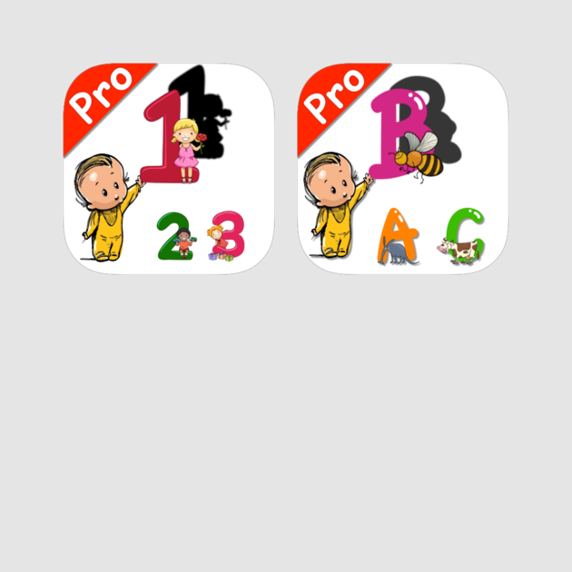 Apple with 123 and abc clipart stock ABC Alphabet and 123 Number Shadow Game for Kindergarten and Teacher ... stock