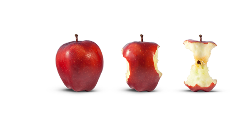 Apple with bite out of it clipart png transparent download One Apple PNG Transparent One Apple.PNG Images. | PlusPNG png transparent download