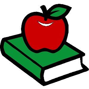And clipartfest school clip. Apple with books clipart