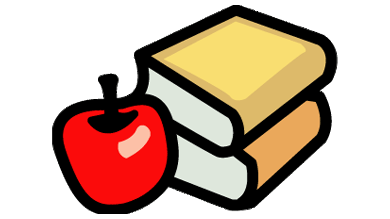 Apple with books clipart png royalty free stock 14 Apple Fruit Free Clipart - Fruit Names A-Z With Pictures png royalty free stock