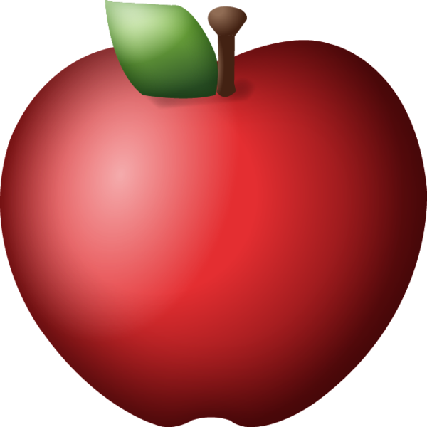Apple with letter a clipart picture black and white library Red Apple Images (39+) Desktop Backgrounds picture black and white library