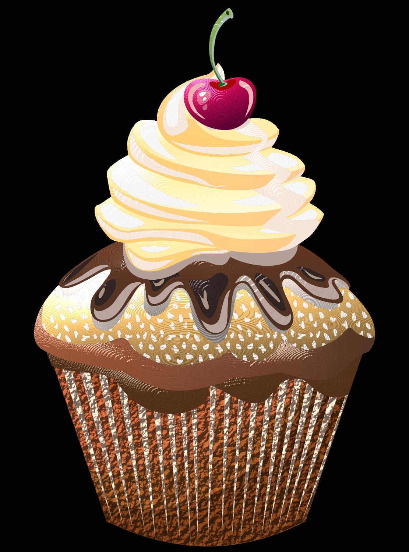Christmas cupcake clipart graphic royalty free stock ✿**✿*CUPCAKE*✿**✿* | Cupcakes | Pinterest | Clip art, Decoupage ... graphic royalty free stock