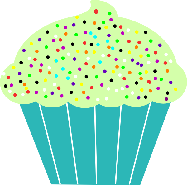 Apple with muffins clipart image royalty free library Cupcakes clipart pastel cupcake ~ Frames ~ Illustrations ~ HD images ... image royalty free library