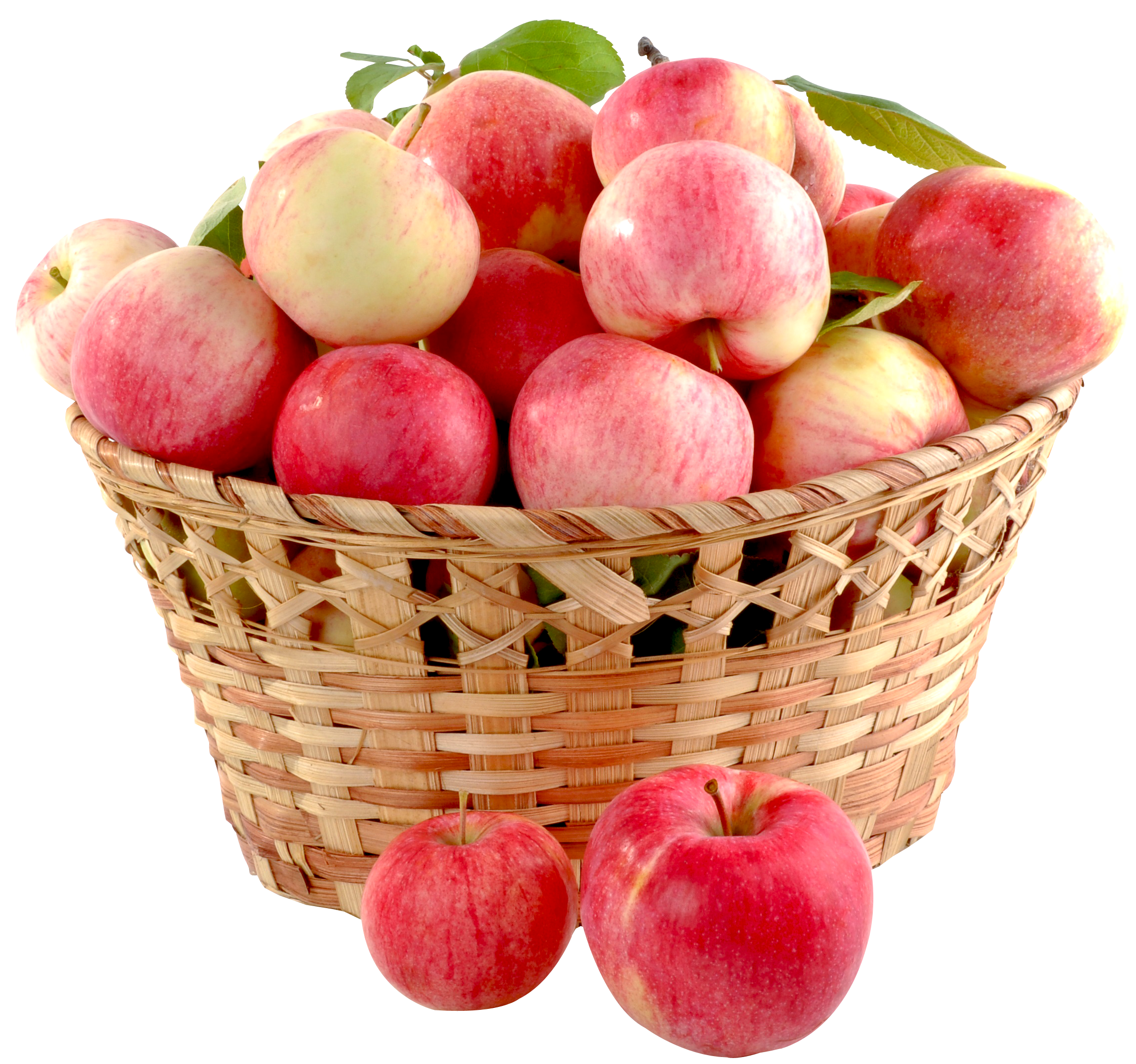 Apple with tape measure clipart picture transparent Apple Basket PNG image - PngPix picture transparent