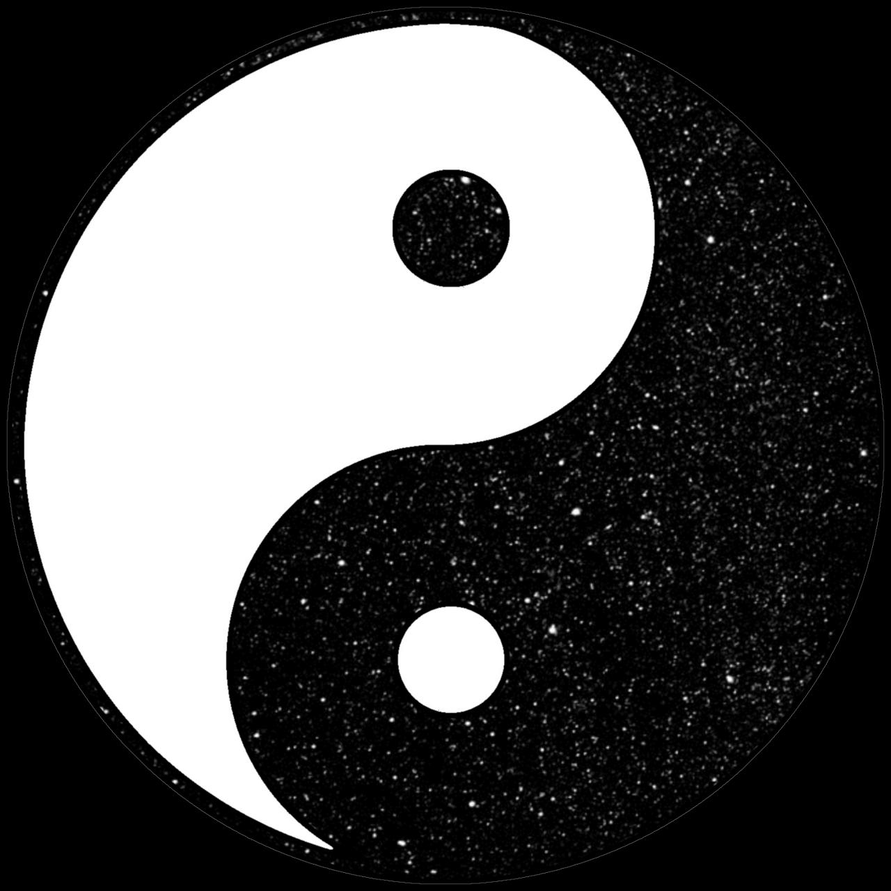 Apple yin yang clipart clip freeuse download Drawing Yin and yang Photography - yin yang 1280*1280 transprent Png ... clip freeuse download