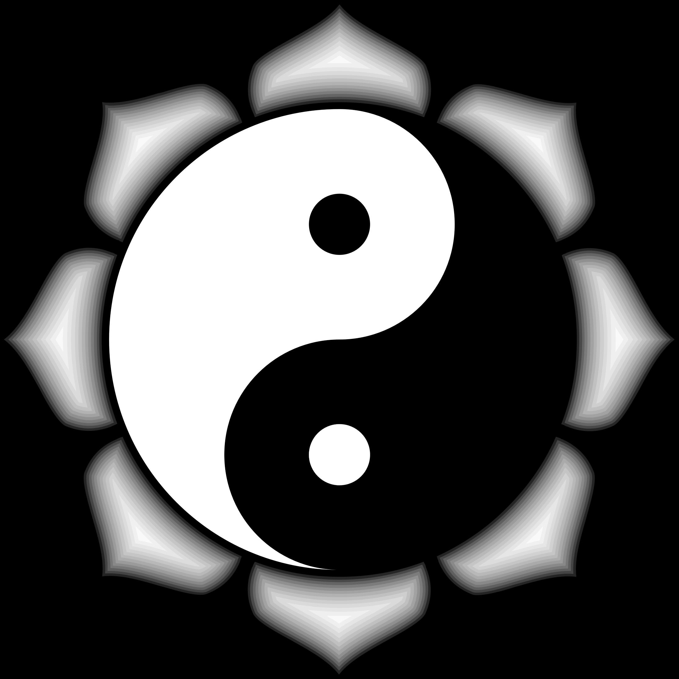 Apple yin yang clipart clip art transparent download Image result for yin yang lotus | Yin Yang's | Pinterest | Yin yang ... clip art transparent download