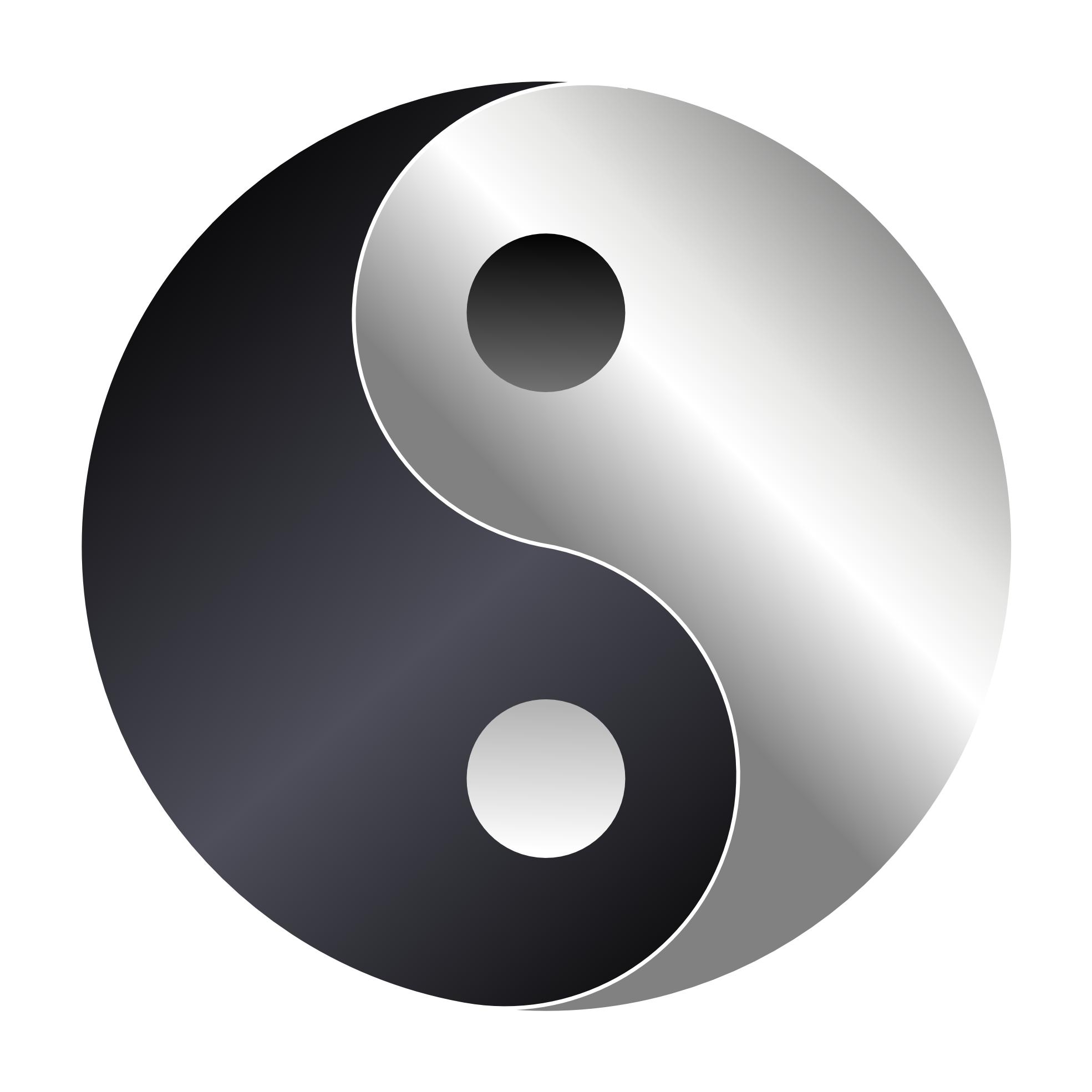 Apple yin yang clipart graphic transparent yin yang - Google Search | Yoga | Pinterest | Yin yang graphic transparent