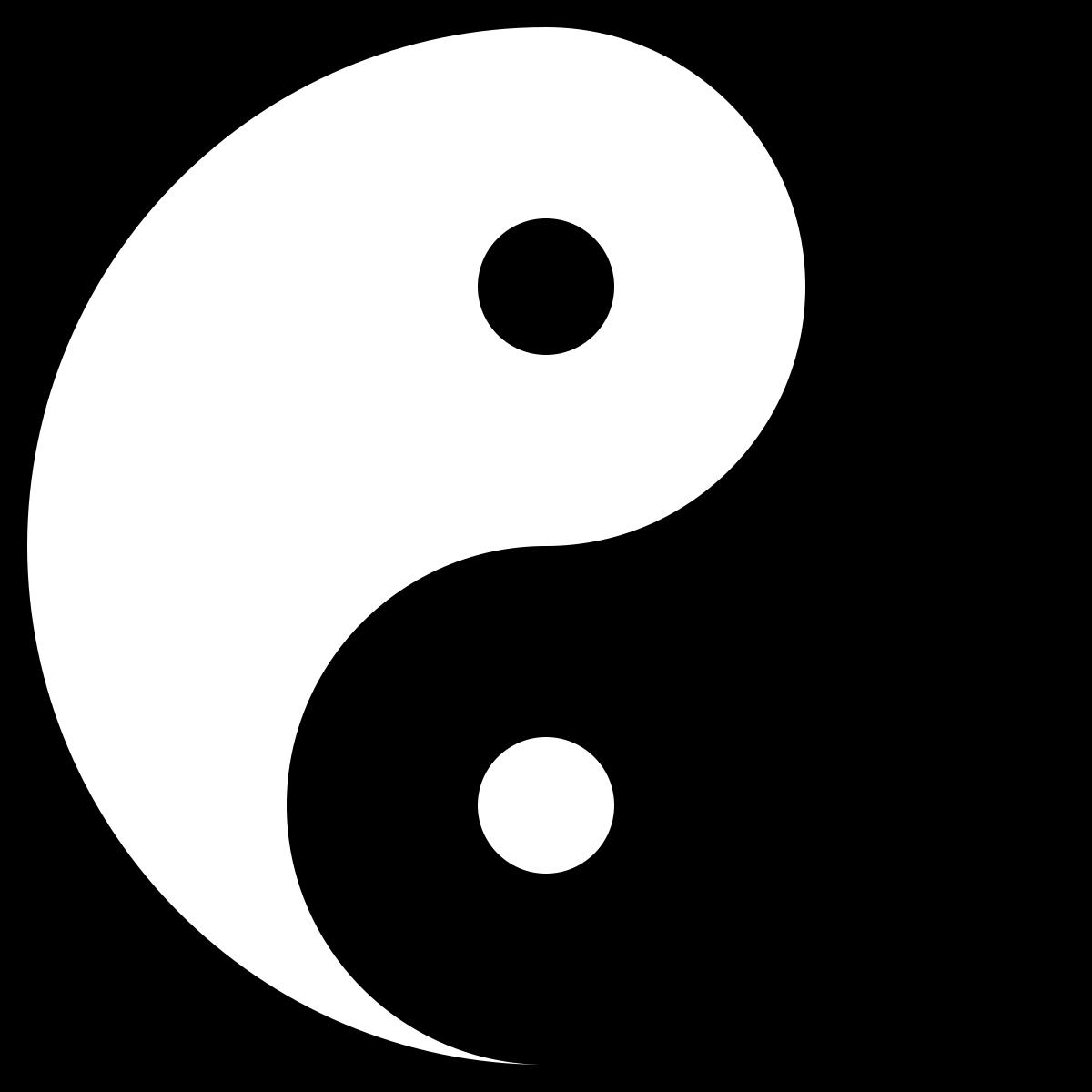 Apple yin yang clipart banner stock Yin and yang - Wikipedia banner stock