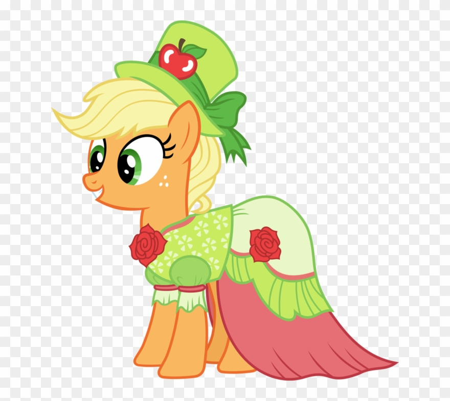 Applejack dash clipart freeuse stock Applejack Rainbow Dash Rarity Fluttershy Green Cartoon Clipart ... freeuse stock