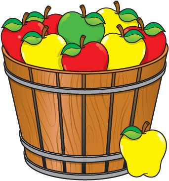 Apples apples clipart image library download Bushel of apples clipart 1 » Clipart Station image library download