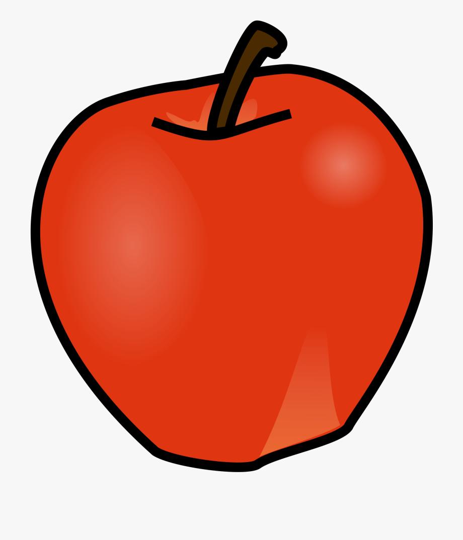 Apples clipart transparent image freeuse Apple Clipart - Apple Fruit Clipart , Transparent Cartoon, Free ... image freeuse