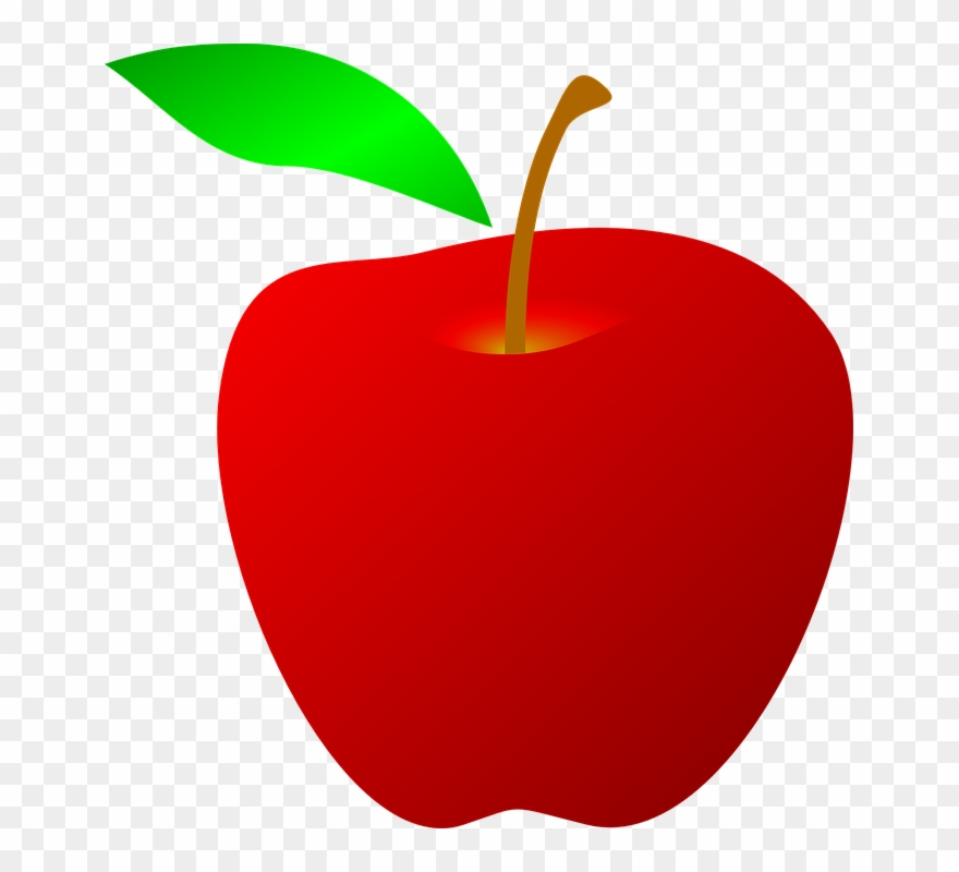 Apples clipart transparent png library Apple Png For Teachers Transparent Apple For Teachers - Transparent ... png library