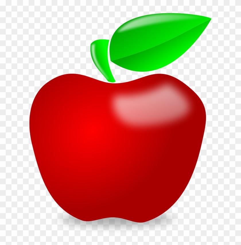 Apples clipart transparent clipart free Bitten Green Apple Clipart - Apple Clipart Png, Transparent Png ... clipart free