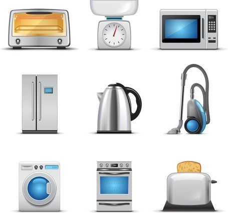Small appliances clipart clip art transparent download Free Appliances 02 Clipart and Vector Graphics - Clipart.me clip art transparent download