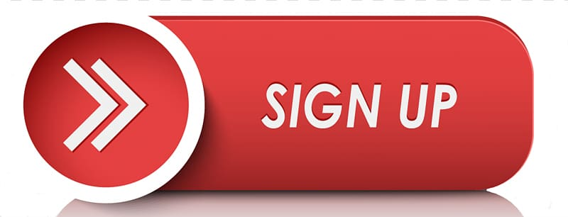 Sign up now clipart graphic black and white library Sign Up illustration, Button Computer Icons , Red Sign Up Now Button ... graphic black and white library