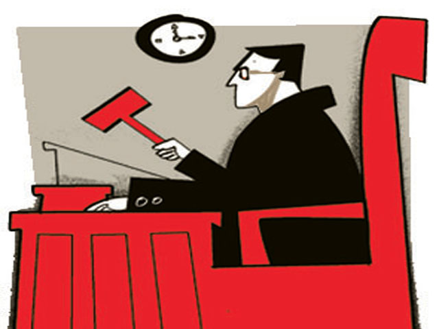 Appointing judges clipart image black and white End stalemate in appointing judges; we need a new, fair and ... image black and white