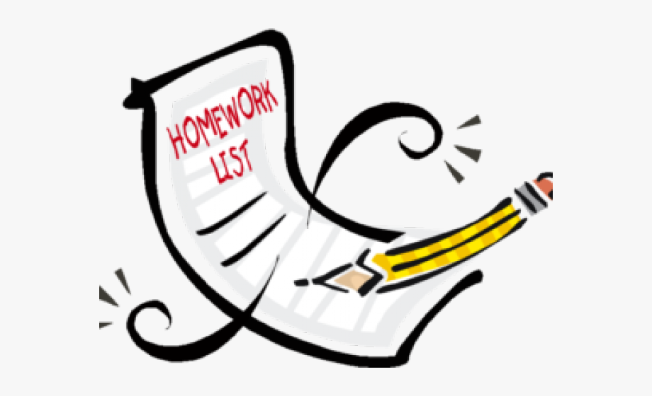 Homework clipart pictures png freeuse library Clip Art Reminder - Clipart Homework , Transparent Cartoon, Free ... png freeuse library