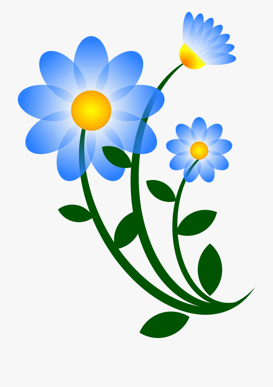 Appreciation flowers clipart graphic stock May 4th 8th Is Teacher Appreciation Week Lexington - Blue Flowers ... graphic stock
