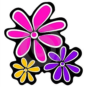 Appreciation flowers clipart vector free stock Free Behavior Charts For Ages 3-10 | All Kinds of Kid Stuff | Flower ... vector free stock