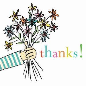 Appreciation flowers clipart vector royalty free stock Volunteer appreciation clipart | Volunteers appreciation | Thank you ... vector royalty free stock