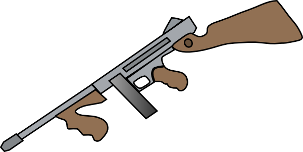Approval of guns clipart clipart black and white Free Military Rifle Cliparts, Download Free Clip Art, Free Clip Art ... clipart black and white