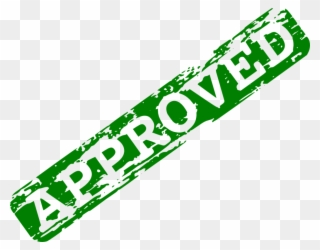 Approval of guns clipart graphic Approved Icon Transparent Download - Green Approved Stamp Png ... graphic
