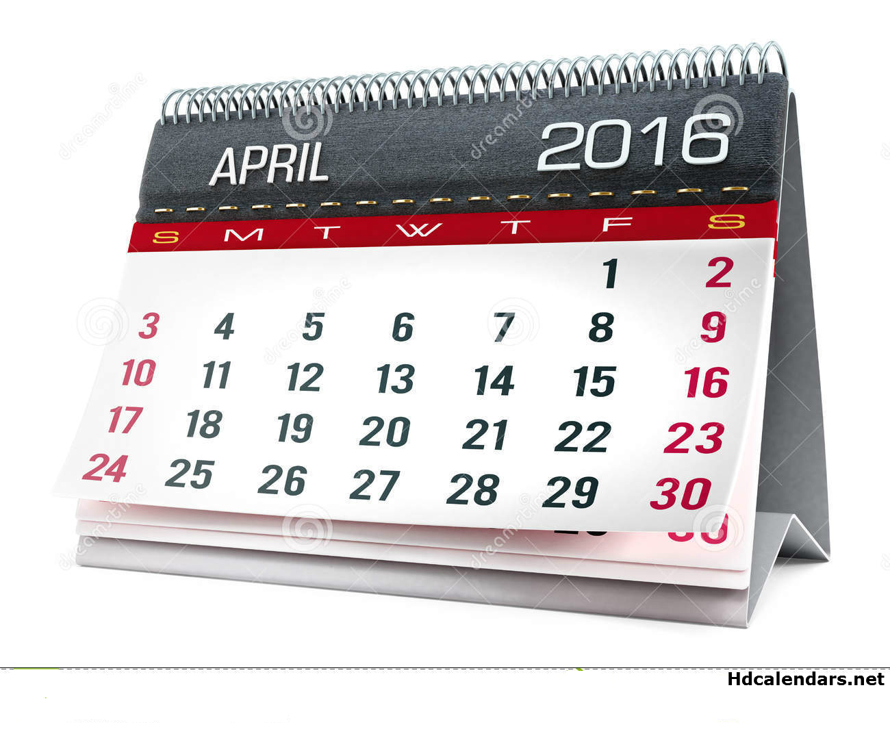 April 2016 calendar clipart. New zealand printable