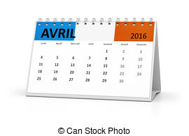 April 2016 calendar with clipart royalty free download Clip Art of french language table calendar 2016 august - A french ... royalty free download