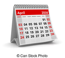 April 2016 clipart calendar svg library library Calendar april 2016 Clipart and Stock Illustrations. 2,243 ... svg library library