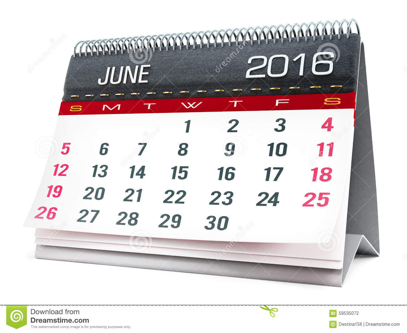 April 2016 clipart calendar image library library June calendar 2016 clipart - ClipartFest image library library
