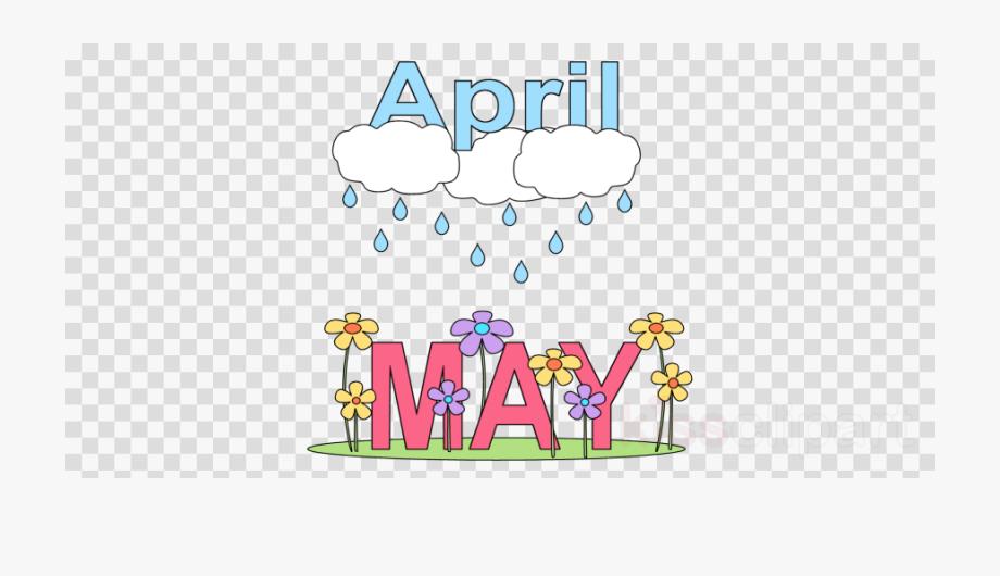 April and may clipart clip art transparent library May April Shower - Clipart April Showers Bring May Flowers #144208 ... clip art transparent library