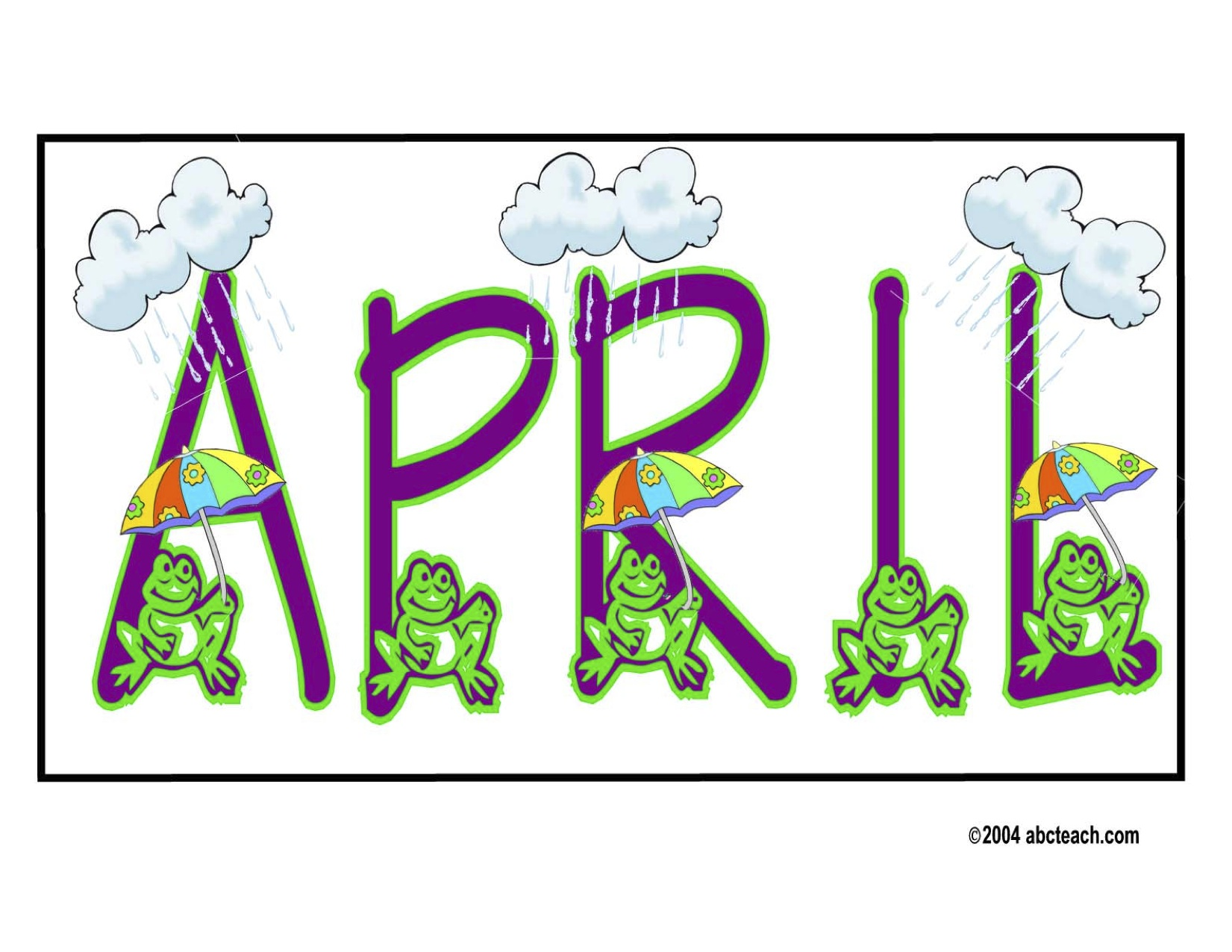 April calendar headings clipart clipart transparent download April calendar headings clipart - ClipartFest clipart transparent download