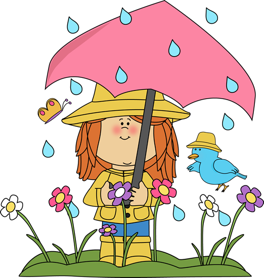 April clip art. Showers images spring clipart