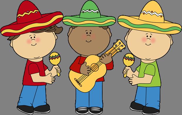 Mexican of kids teacher. April clip art teachers