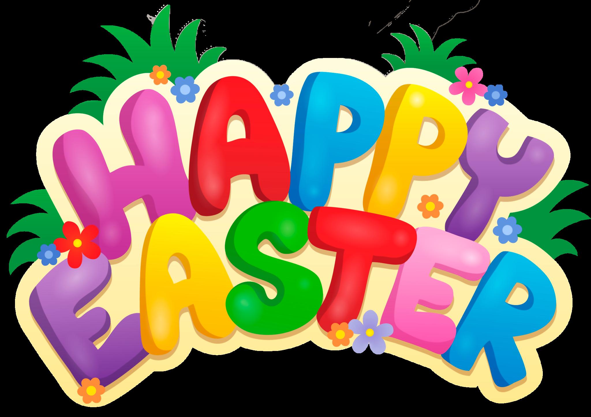 Clipart easter. April pictures clip art