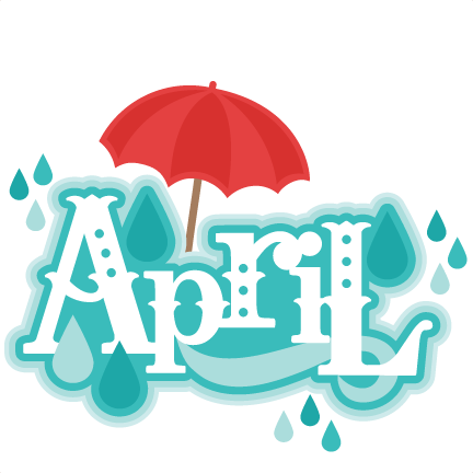 April clipart picture black and white download April clip art free - ClipartFest picture black and white download