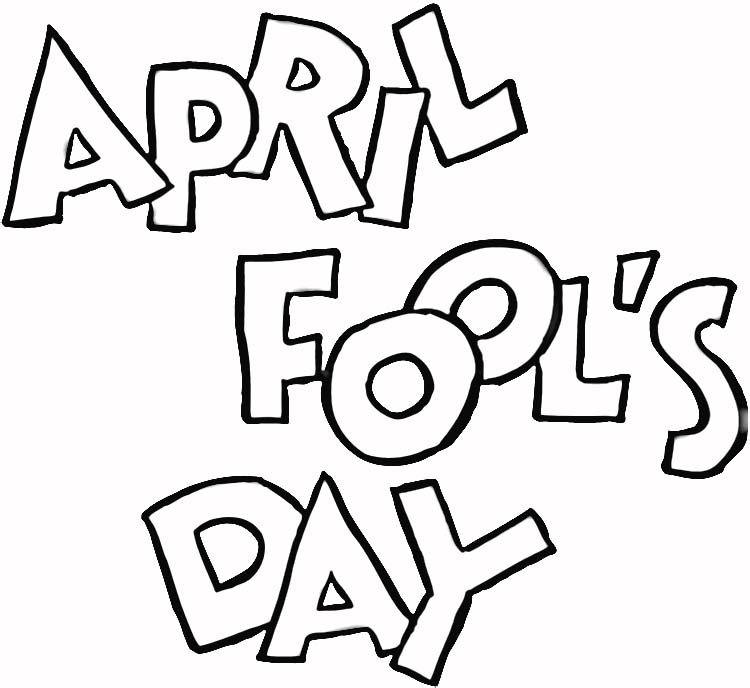 April clipart black and white graphic royalty free library April fools day clipart black and white - ClipartFox graphic royalty free library