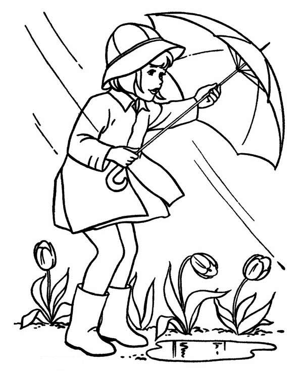 April clipart black and white image library library April showers clipart black and white - ClipartFox image library library