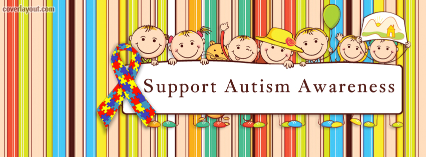 April clipart facebook covers clip art library download Support Autism Awareness Facebook Cover, Support Autism Awareness ... clip art library download