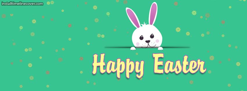 April clipart facebook covers transparent library Happy easter bunny Facebook Cover, Happy easter bunny Facebook Cover ... transparent library
