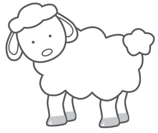 April clipart free black and white sheep download His Sheep Cutouts - ClipArt Best - ClipArt Best | Sheep Week ... download